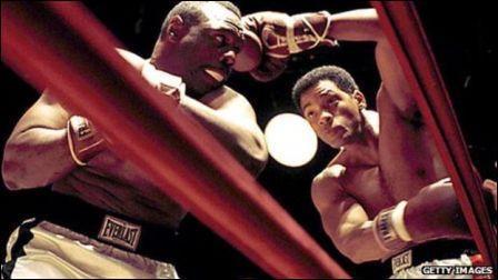 Film de Michael Mann avec Will Smith. Il retrace la vie de l'un des plus grands boxeurs.