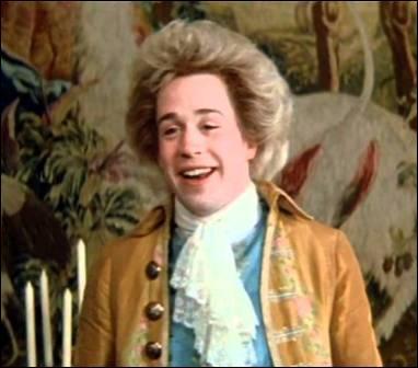 Film de Milos Forman. Oscar du meilleur film en 1985. Il retrace la vie d'un grand compositeur.