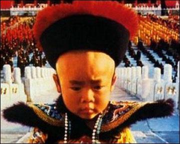 Chef d'œuvre de Bernardo Bertolucci, Oscar du meilleur film en 1988. Il retrace la vie de Pu Yi.