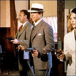 Film d' Arthur Penn, avec Warren Beatty et Faye Dunaway. Je pense que c'est suffisant sinon il y a la chanson de Gainsbourg.