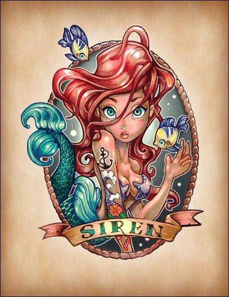 Quel poisson est le meilleur ami d'Ariel ?