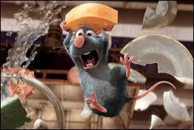 """Finissons avec """"Ratatouille 2"""". Les hommes et les rats vivraient en harmonie, feraient beaucoup de bébés, et iraient ensuite mourir d'une maladie transmise par les rats :"""