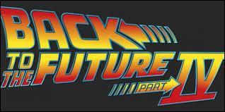 """Dans """"Retour vers le futur 4"""", Marty pourrait cesser d'être obsédé par :"""