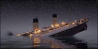 """Dans """"Titanic 2"""", les survivants pourraient retenter leur chance à bord d'un bâteau cherchant l'iceberg qui a causé leur perte. Puis, l'ayant heurté de nouveau, ils :"""