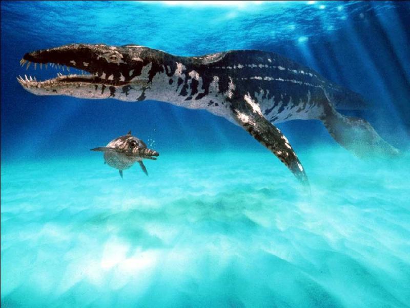 Est-ce que Liopleurodon était un poisson ?