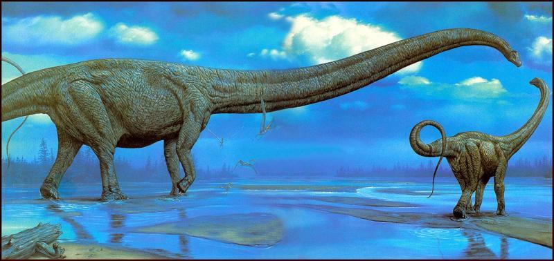 Sur quel continent a vécu le mamenchisaure ?