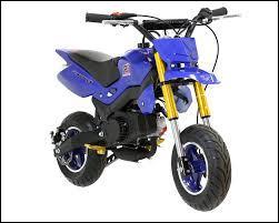 Est-ce une moto à pédale ?