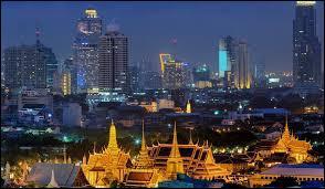 Quel est le nom de la capitale de la Thaïlande ?