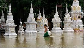 Quel est le type de climat de la Thaïlande ?