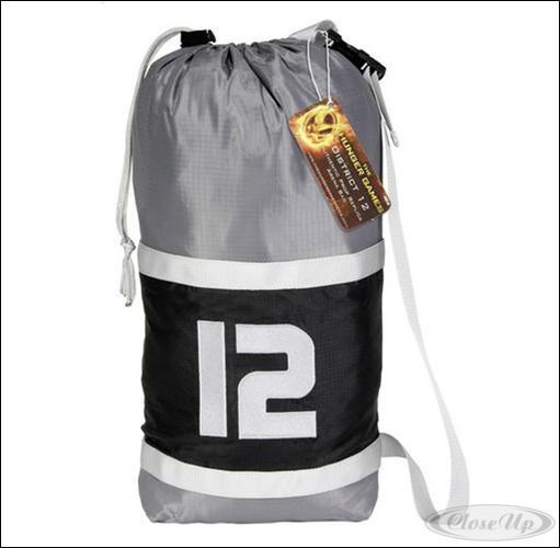 Que contient le sac que Katniss a rapporté ?
