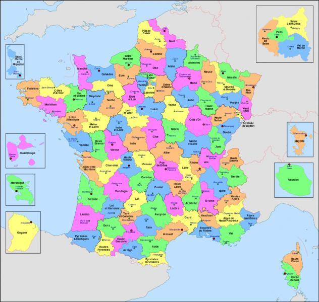 Si vous êtes amateurs de champignons, dans quel département français devrez-vous, de préférence vous rendre afin de vous assurer d'une belle cueillette ?