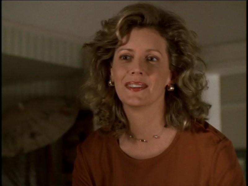 Comment est décédée la mère de Buffy?