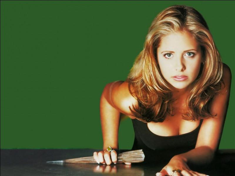 Quel rôle aurait dû jouer l'actrice qui incarne Buffy?