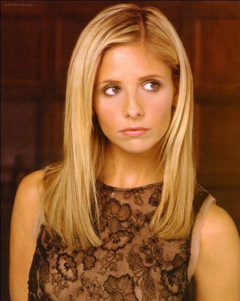Quel est le nom de famille de Buffy?