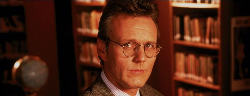 Qui est Gilles pour Buffy?