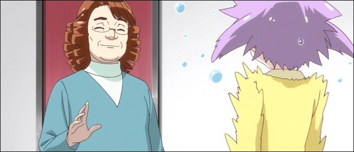 """Et enfin, qui est ce personnage qu'elle interprète dans """"Seiyū's Life"""" ?"""