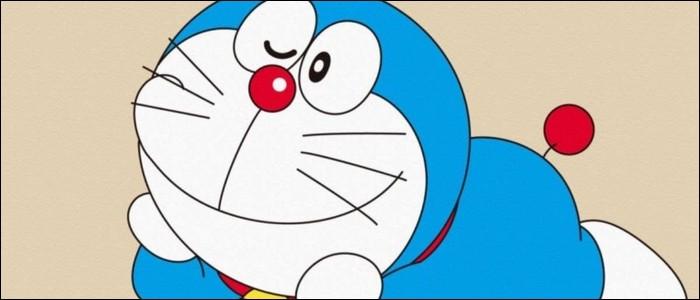 Celui-ci est un chat-robot déjanté qui vient du futur pour aider un petit garçon appelé Nobita Nobi. Quel est son nom ?