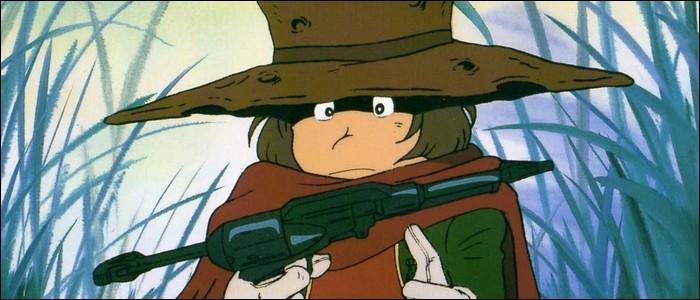 Tetsurō Hoshino (Teddy, dans la version française) est un jeune garçon qui voyage en compagnie de Maetel à bord du train spatial appelé :