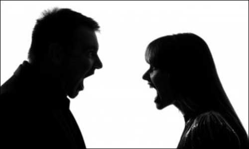 Tu te disputes avec ta copine (ton copain) que fais-tu ?