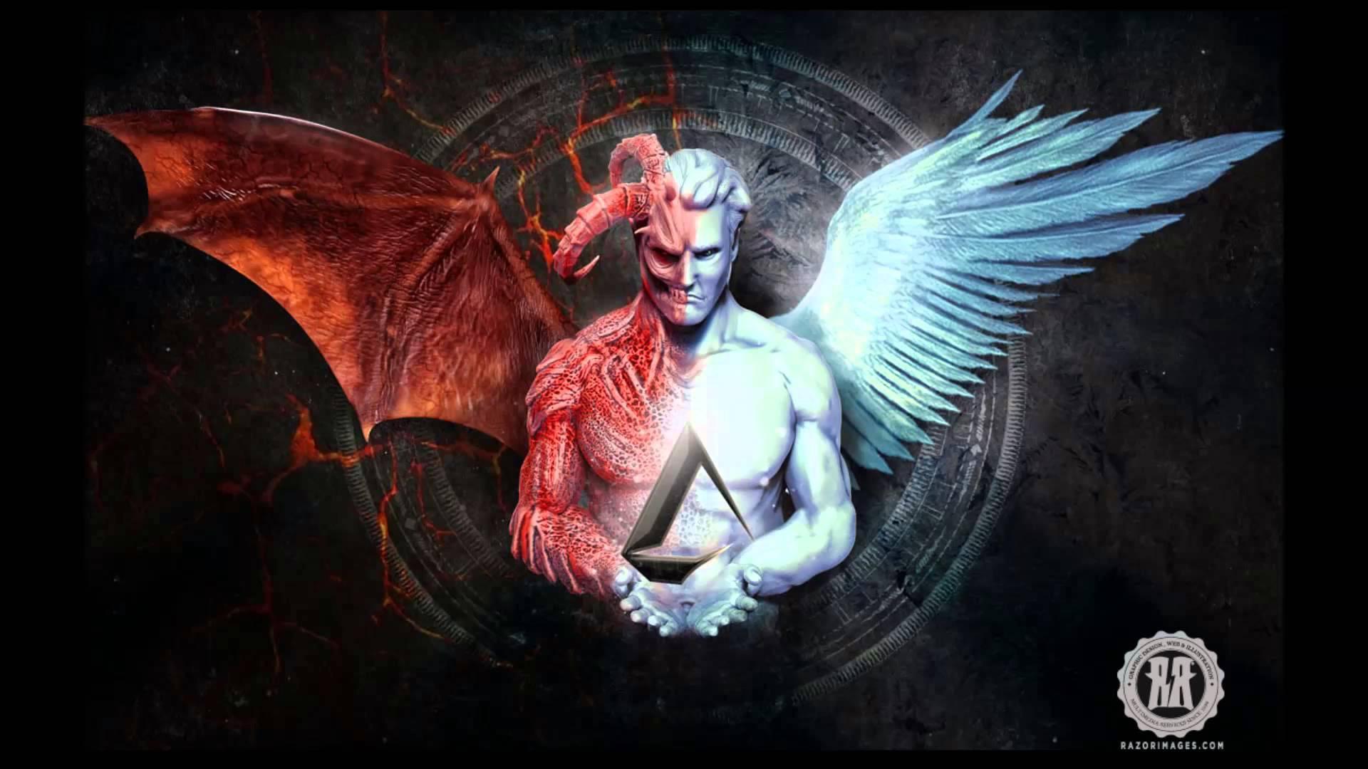 Plutôt ange, ange déchu ou plutôt démon ?