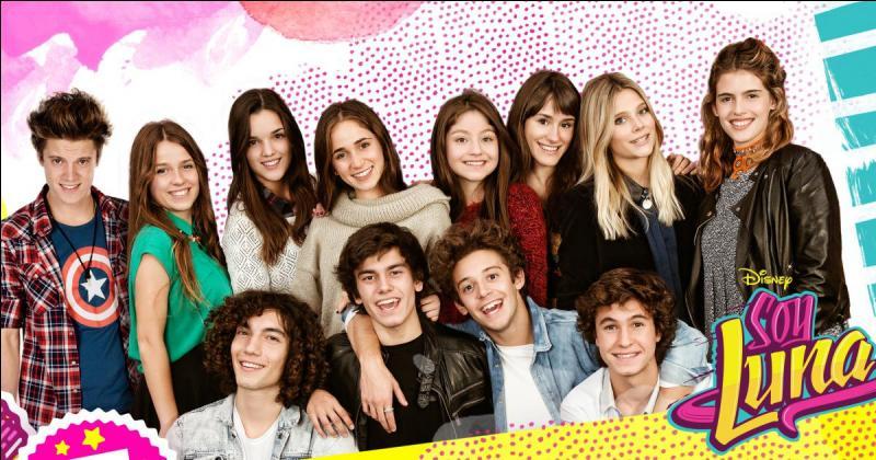 Quelle est cette série de Disney Channel ?