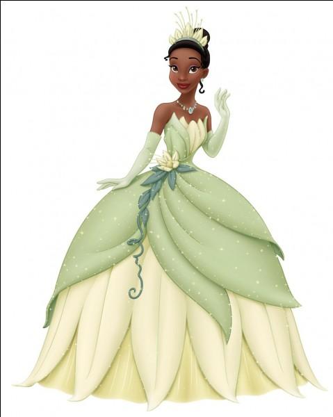 """Dans """"La princesse et la grenouille"""" comment s'appelle la princesse ?"""