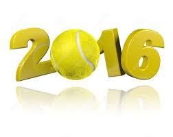 Tennis - année 2016