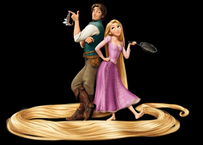 Pourquoi Raiponce est-elle là pour le couronnement d'Elsa ?
