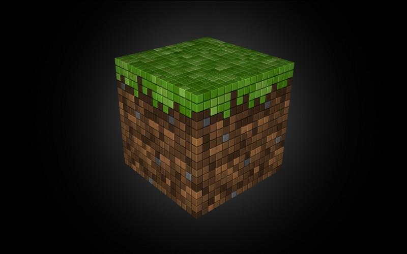 Quel est le bloc que seule la pioche en diamant peut casser ?