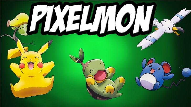 Quels sont les YouTubeurs qui n'ont pas fait une série sur Pixelmon ?