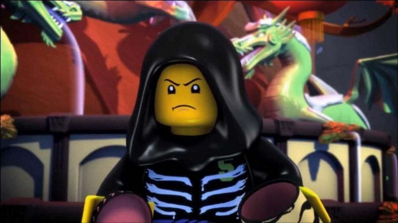 Connais-tu la série Lego Ninjago ?
