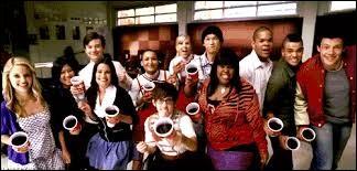 Que veux dire Glee ?