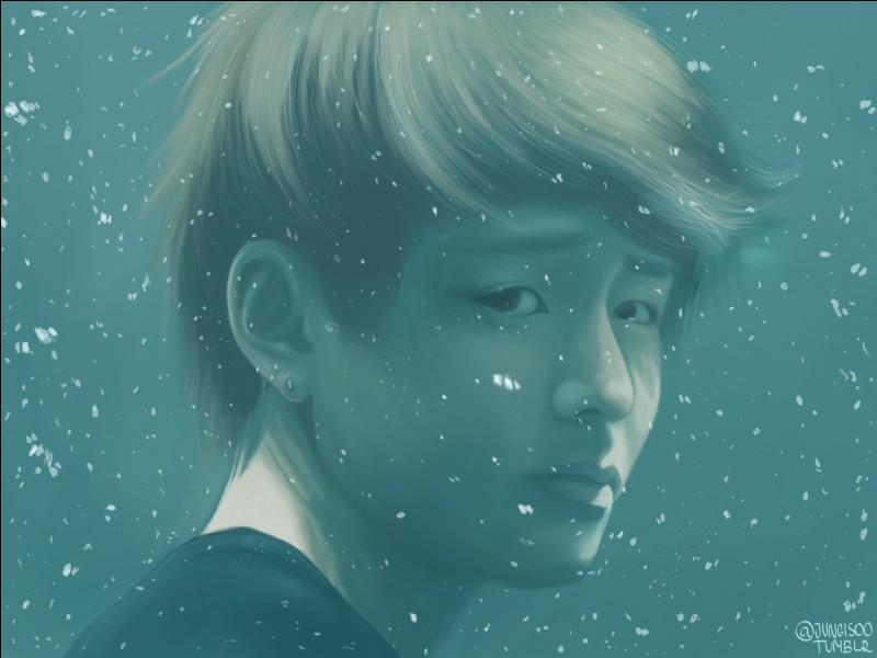 """Qui se trouve sous l'eau pendant le clip """"Run""""?"""