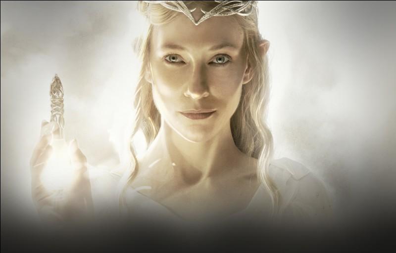 Quel seigneur elfe ne voit-on pas dans les films ?