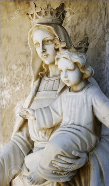 Marie - Dans la religion catholique, qui portait ce prénom ?