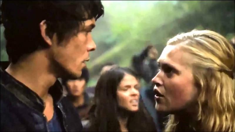 Bellamy et Clarke sont ...