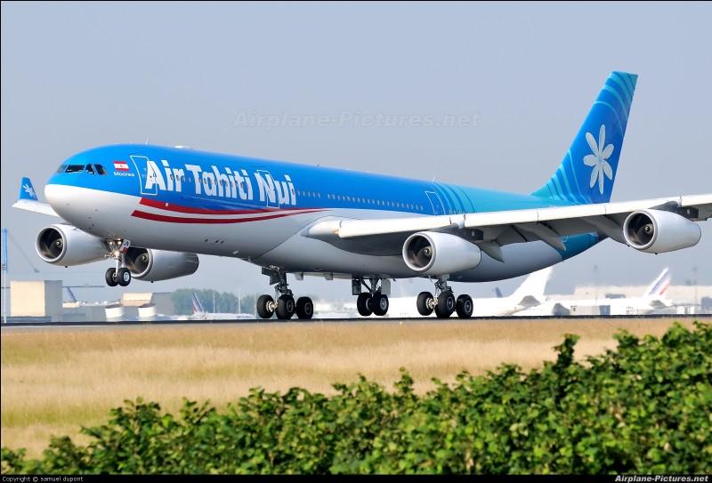 Quelles sont les deux seules compagnies qui vont à Tahiti ?