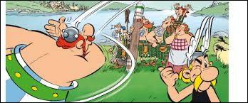 """""""Astérix chez les Pictes"""" : quel jeu populaire chez eux pratiquent les Pictes ?"""