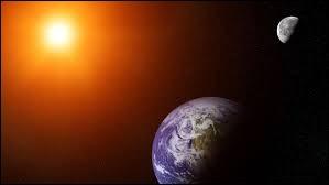 La Terre tourne autour du Soleil en ----.