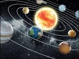 Le Système solaire ----.