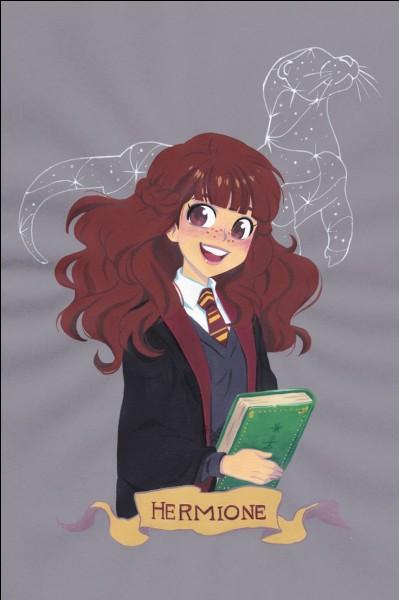 Pour créer le personnage d'Hermione, Rowling s'est inspirée d'une petite fille qu'elle a connue à l'école primaire.