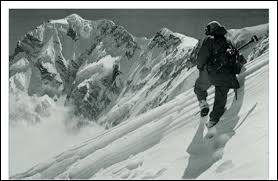 Alpiniste autrichien mort trop tôt dans l'Himalaya, au Nangat Parbat.