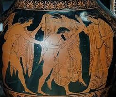 Dans la mythologie grecque, Artémis, la déesse de la chasse et le dieu Apollon sont les enfants du dieu suprême Zeus. Qui est leur mère ?