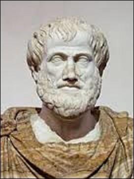 Quel philosophe grec (-384 av. J.C. / -322 av. J.C.) fut le précepteur du roi de Macédoine et pharaon d'Égypte, Alexandre le Grand (-356 av. J.C. / -323 av. J.C.) ?