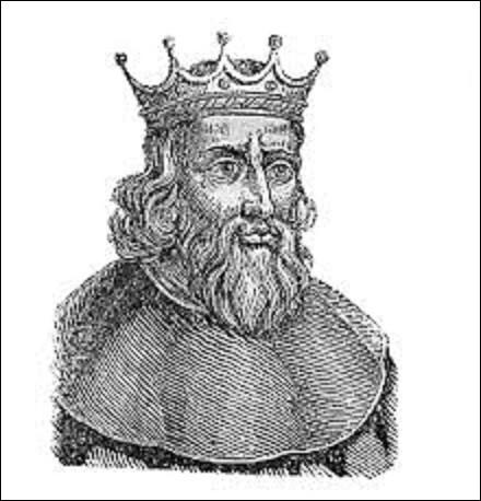 Quel est le nom du père du roi mérovingien, Dagobert Ier (né entre 602 et 605 - mort en 638 ou 639) ?