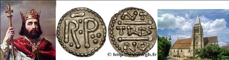 Le 11 juillet 755, par l'édit de Ver-sur-Launette autrement connu sous le nom de capitulaire de Ver, Pépin le Bref (714-768) entreprit une réforme qui consistait à uniformiser le poids et l'aspect du denier d'argent franc. La marque de l'autorité royale n'apparaîtra systématiquement sur les pièces qu'en 793 sous Charlemagne. Dans quel département picard se trouve Ver-sur-Launette ?