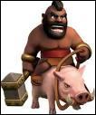 À partir de quelle arène peut-on débloquer le Chevaucheur de cochon ?