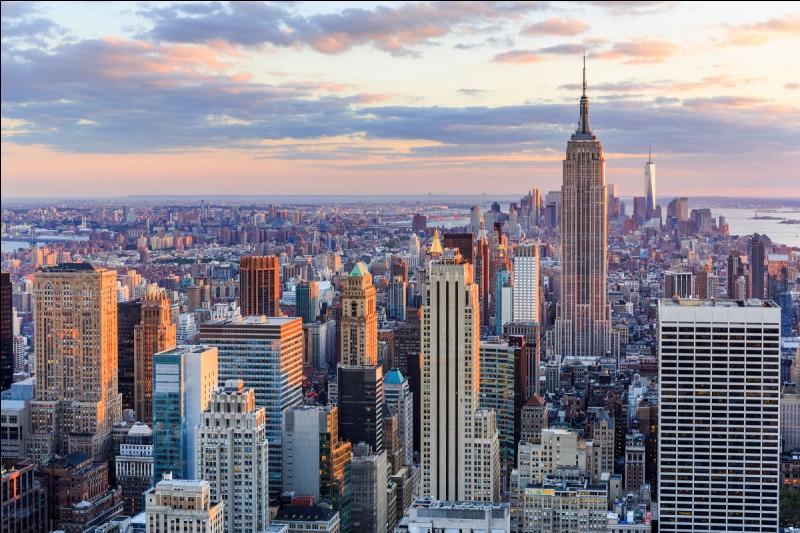 De quelle couleur sont les taxis à New York ?