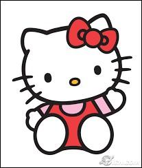 """De quel pays est originaire le chat fictif """"Hello Kitty"""" ?"""