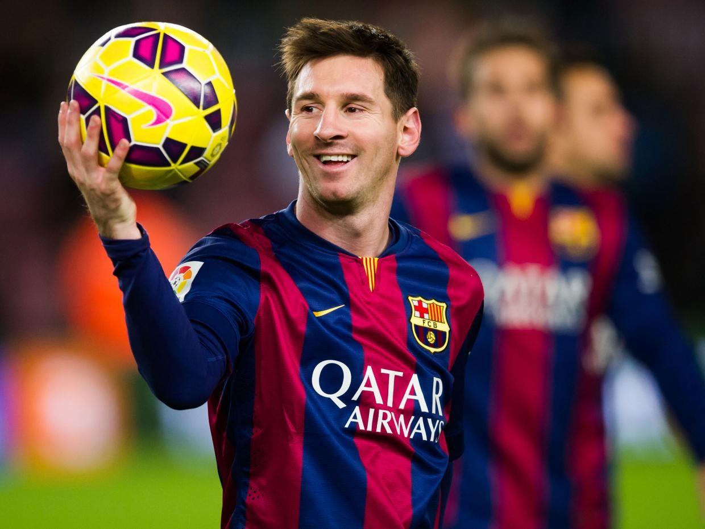 Vrai - faux 1 : Messi